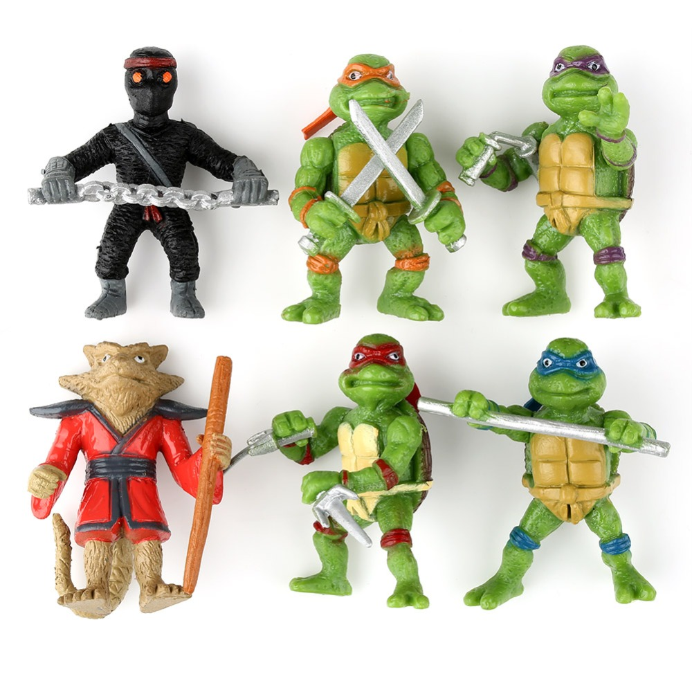 Plunger Nunchuku 1991 Head Droppin/' Mike TMNT Teenage Mutant Ninja Turtles