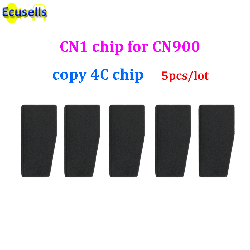 5PC LOT Car key chips CN1 Copy 4C Chip YS 01 Chip for CN900 can be