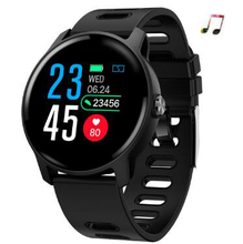 купить S08 Smart Watch Men Heart Rate blood pressure Watch Women Smart Bracelet Fitness Sport watch Smart wristband for ios android онлайн