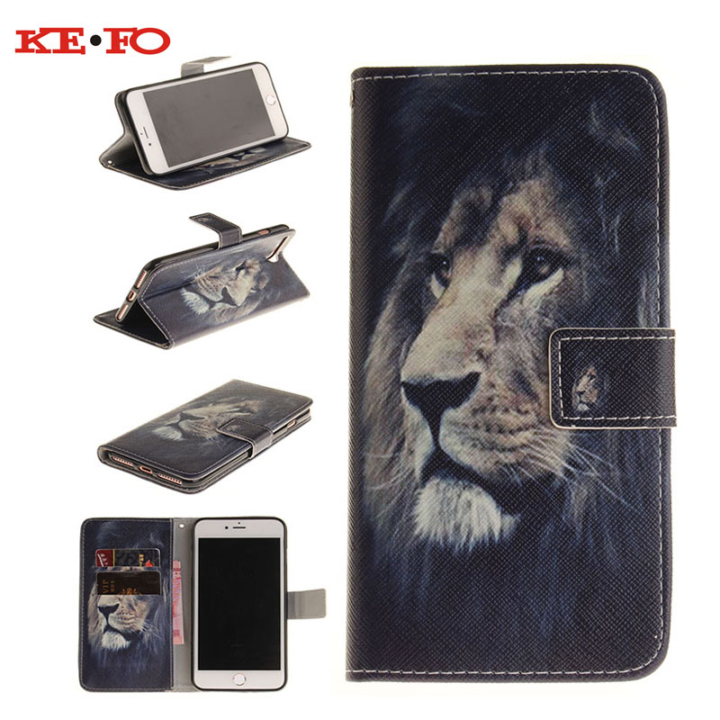 Wallet Case For Apple Iphone 5C 5S SE 6 6S 7 Plus Ipod Touch 5 6 Flip Cover Stand Phone Fundas For Coque HTC One M8 Mini M9