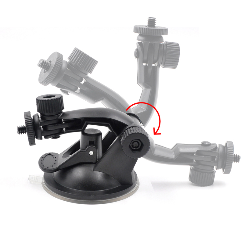 DJI OSMO Pocket Mount Bracket for Car Motorcycle Cycling Holder for DJI OSMO Pocket Handheld Gimbal Expansion Accessories 6