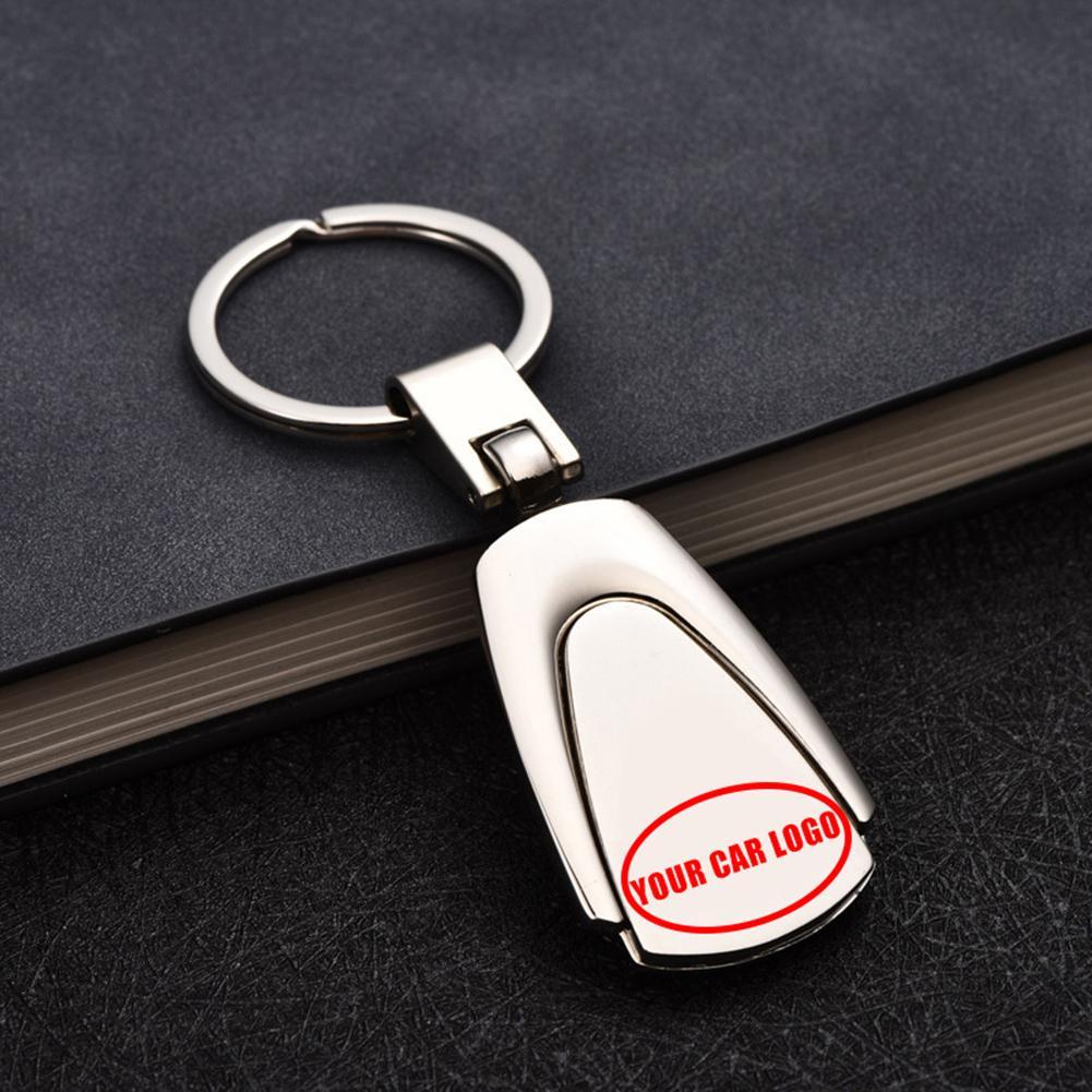 Led Cut Glas Keychain Auto Logo Keyring Schlüssel Halter Für Audi Vw Benz Ford Bmw Schmuck & Zubehör