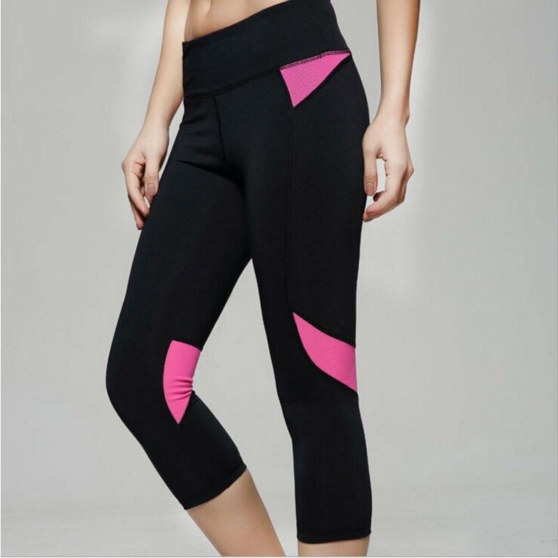 Shtatë minutë Pantallona të holla të holla jogë të hollë - Veshje sportive dhe aksesorë sportive - Foto 5