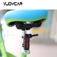VJOYCAR T19 Small Bike GPS Tracker Tail Lamp Waterproof With 2600mAh Rechargeable Battery FREE GPS Tracking Software & APP