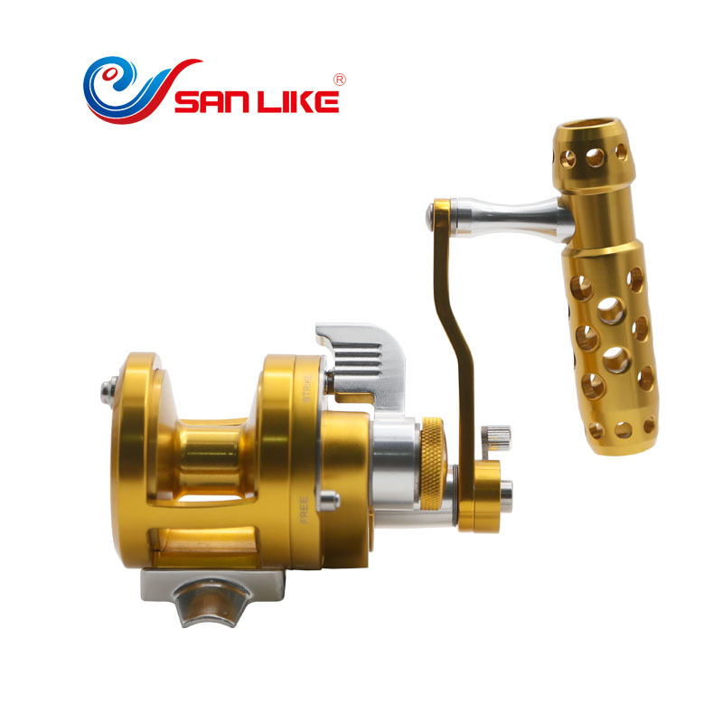 2016 high quality free shipping casting casting for How to get free fishing gear