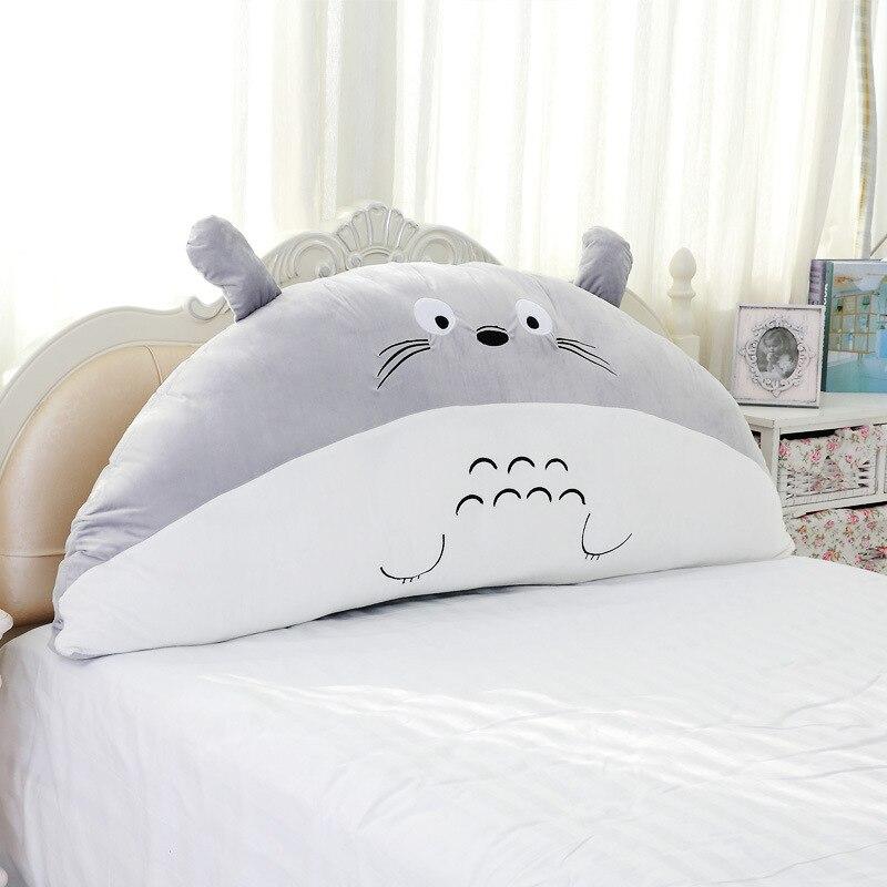 Janeyu Cartoon Dragon Cat Sleeping Pillow Pillow Bed Head Cushion
