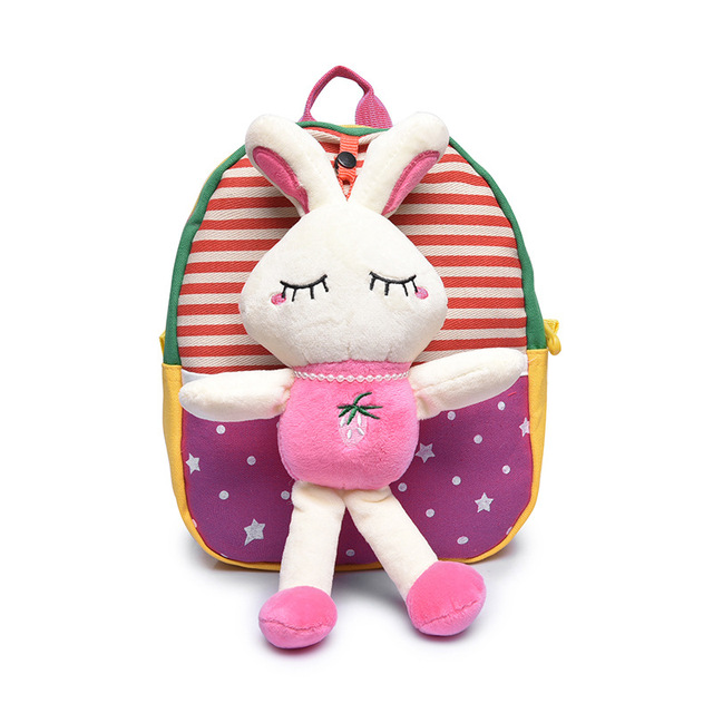 1bbbce941eb47 3D Cartoon dog Kindergarden Backpack Children Bag Mini School Bags For Kids  Bag Girls Boys Cute Kid Backpacks