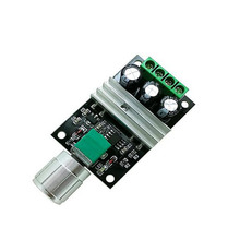 цена на PWM DC motor governor, 6V12V24V28V / 3A speed switch