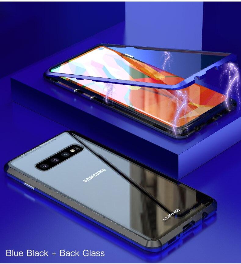 Samsung S10 Plus S10e magnet glass Case (16)