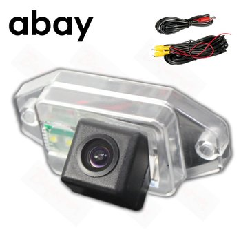Car Reversing Parking Rear View Camera For Toyota Land Cruiser Prado 2700 3400 4000 J90 J120 J150 FJ Cruiser Night Visio Bracket image