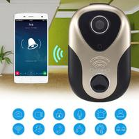 Visual Intercom Doorbell Voice Burglar Alarm Mobile Control Of The Door Standard