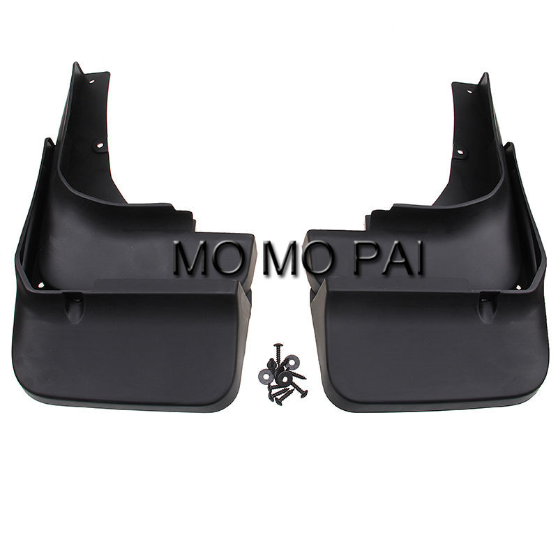Car styling Mud Flap fit for 2012 Toyota Highlander Mudflaps Splash Guards Fender Protector 4pc MO MO PAI