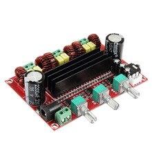 hot deal buy tpa3116d2 2.1 digital audio amplifier board dc12-24v 2*80w+100w tpa3116 high power amplifiers subwoofer speaker upgraded version