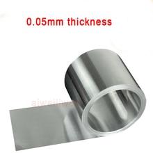0,05 мм толщина 50 см ширина 1060 алюминиевая полоса алюминиевая пластина Алюминиевый рулон Al лист