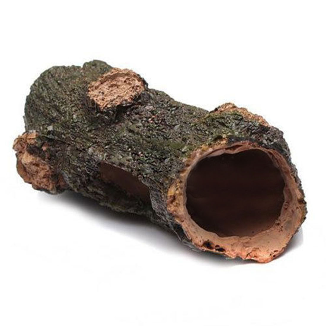Fish tank wood - Aliexpress Com Buy Ornament Simulation Decoration Polyresin Hollow Trunk Tree Log Wood Fish Tank Aquarium From Reliable Aquarium Gems Suppliers On Super