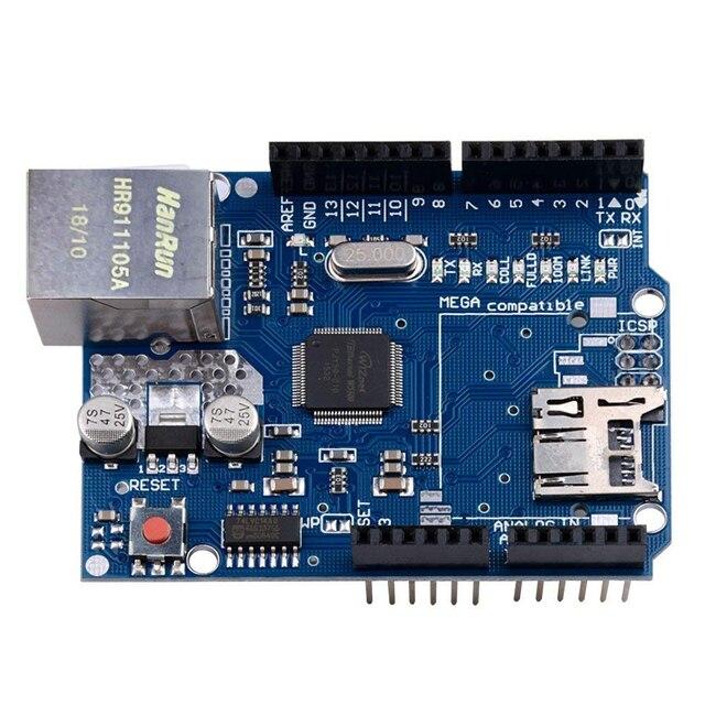 Ethernet Shield W5100 R3 for UNO Mega 2560 UNR R3 W5100 Development board