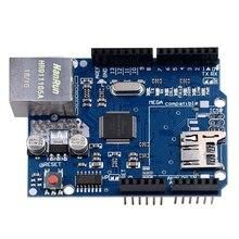 Protection Ethernet W5100 R3 pour carte de développement UNO Mega 2560 UNR R3 W5100