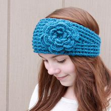 Цветочная повязка на голову Аксессуары для волос Ободки для женщин Кнопки Ободки 2015