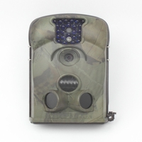 Outdoor waterproof Scouting trail camera Passive infrared sensor wide life surveillance Hunting camera motion trigger security