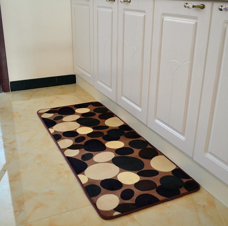 50*120 cm Country style bibulo antiscivolo memory foam tappeto ...