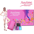 10 Gift Boxes Sanitary Napkin Hygiene Women Napkins Anion Cotton Sanitary Napkin Medicated Lady