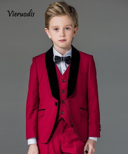 Wedding Page Boy Flower Boys Tuxedos Custom Made Children Ball Party Prom Suits custom made kid suits boy s wedding party tuxedos children suits page boy suits 2