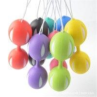 Safe Silicone Smart Ball Kegel Ball Ben Wa Ball Vagina Tighten Exercise Machine Vaginal Geisha Ball Sex Toys for Women Vagina Balls