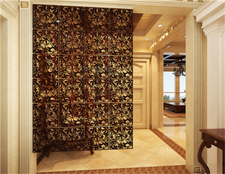 Online buy wholesale decorative screens from china decorative screens wholesalers - Readymade partition walls ...