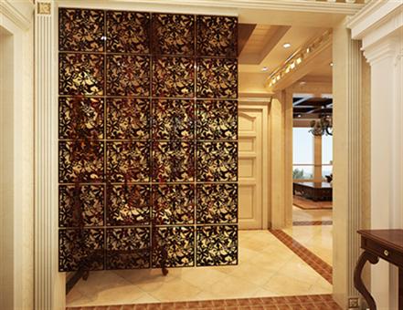 Aqumotic 40cm Room Divider Shield Partition 6 Pieces Lot