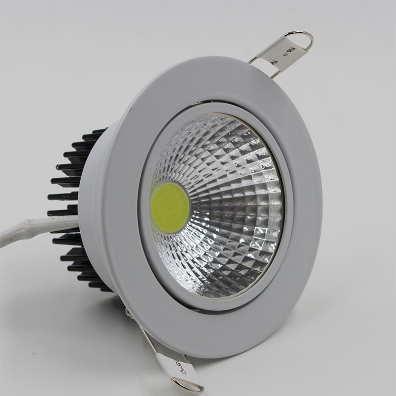 Dimmable led downlight 3w 5w 7w 10w 12w 15w 20w 24w spot - Downlight led 20w ...