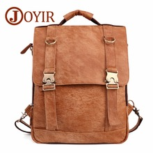 JOYIR Genuine Leather Backpack For Man Real Cowhide Large Male Backpack Casual School Book Bags Laptop Bags Daypack Rucksack new design male real cowhide leather casual travel bag school backpack daypack for men 2107