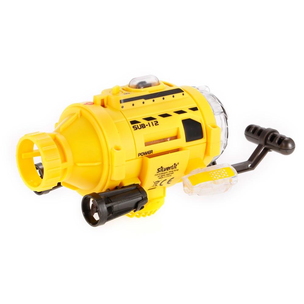 Ferngesteuertes U-boot Vereinigt Infrarot Control Aqua Rc Submarine Mit 0.3mp Kamera Und Licht Rc Spielzeug Für Kinder Fernbedienung Submarine