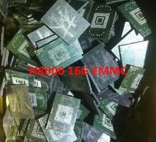 1 paire/lot 1 pcs Pour SAMSUNG Galaxy Note 10.1 N8000 16 GB mem mémoire flash NAND avec firmware + 1 pcs BGA rebillage reball pochoir