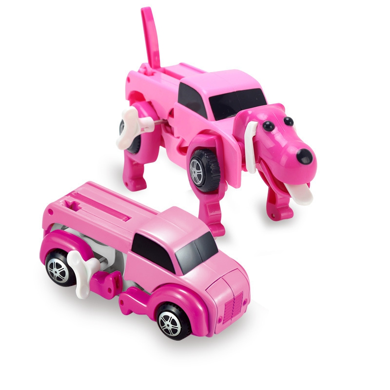 aliexpresscom buy 1pc cool 14cm automatic transform dog car vehicle clockwork wind up toy for children kids boy girl toy gift from reliable wind toy