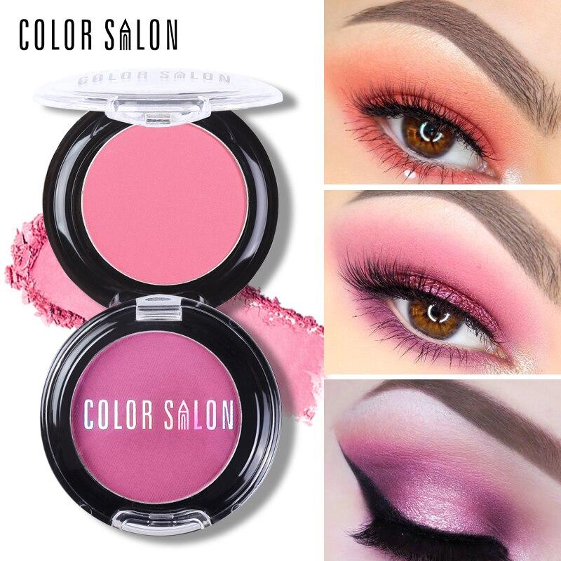 Color Salon Professional Matte Eyeshadow Palette 36 Colors Smokey font b Eye b font font b