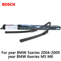 2pieces Set Bosch Car AEROTWIN Wipers Windshield Wiper Blades Dedicated Wipers For BMW 5 Series 2004