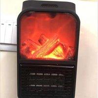 500W JIEJIA Electric Heater Mini Fan Heater Desktop Household Wall Handy Heating Stove Radiator Warmer Machine for Winter