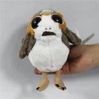 1 Piece 15cm Star Wars New Porg Bird Plush Toys Doll For Kids Gifts Birthday