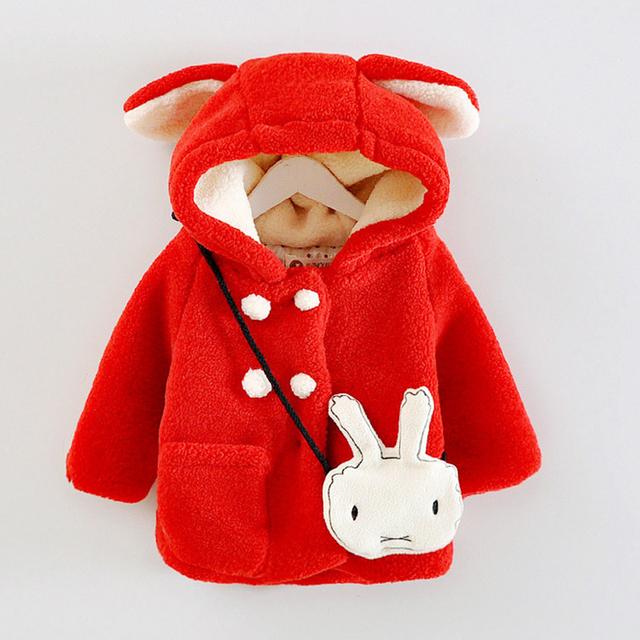 Venta caliente material de algodón versión Coreana ropa de abrigo y abrigos 2-3-4-5 años de edad los niños ropa