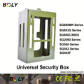 Bolyguard Scoutguard Boly brands safety case steel case can be locked for hunting cameras sg562 sg560 sg2060 mg880mk