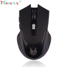Beautiful Gift New 2.4GHz Wireless Optical 6D Buttons Gaming Mouse Mice Receiver For PC Wholesale price Jan09