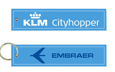 Aliexpresscom Buy KLM Cityhopper Embraer Pilot Aviation Key Chain - Invoice klm