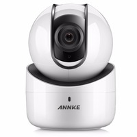 ANNKE Indoor HD 720P WiFi Camera Surveillance Security Baby Monitor Wireless IP Camera Two Way Audio
