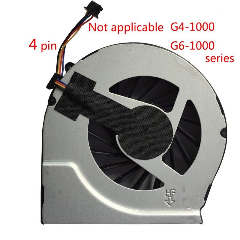 Laptop cooling fan for HP Pavilion G4 G4-2000 G7 g7-2000 G6 G6-2000 683193-001 685477-001 FAR3300EPA fan and kipo 4pinsLaptop cooling fan for HP Pavilion G4 G4-2000 G7 g7-2000 G6 G6-2000 683193-001 685477-001 FAR3300EPA fan and kipo 4pins