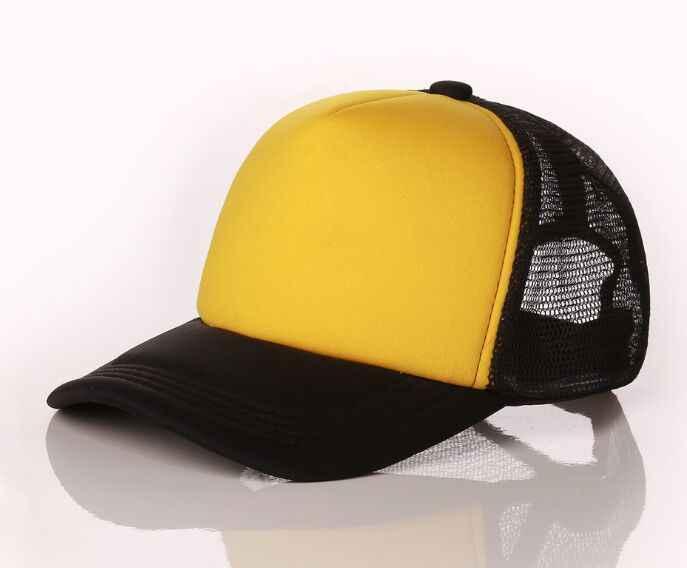 81b8065b6d44f ... Summer Adult Men Casual Mesh Baseball Caps New Print DIY Custom Logo  Design Snapback Hats Casquette