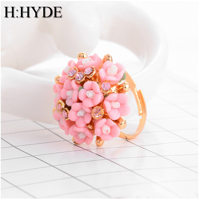 Migliore affare ) }}H:HYDE Fashion Wedding Rings Jewelry