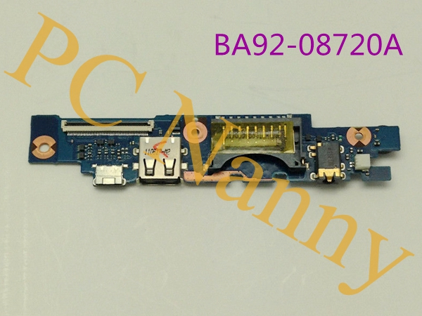 BA92-08720A For Samsung 350U NP350U2A Genuine 2.0 USB Audio Sound Board