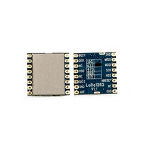 1 قطعة/الوحدة CE RED معتمد Lora1262 868 ميجا هرتز SX1262 22dBm  148dBm TCXO حساسية عالية منخفضة الحالية 160 ميجا واط SPI ميناء لورا وحدة