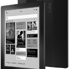 Электронная книга Kobo Aura HD читалка 6,8 дюймов 1440x1080 сенсорный экран электронная книга читатель e-ink передний свет электронные книги ридер