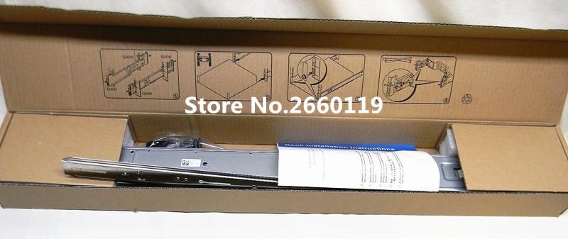 все цены на Good quality original rail kit for MD1200 MD1220 MD3200 3600 3800f 06CJRH онлайн
